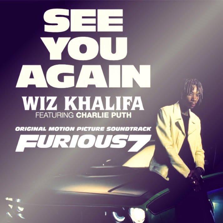 Wiz Khalifa See You Again (feat. Charlie Puth)