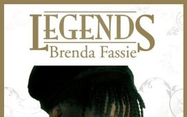 Brenda Fassie Wedding Day