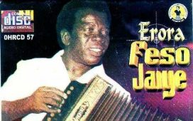 Chief IK Dairo & His Blue Spots Band Erora Feso Jaiye (Complete Album)