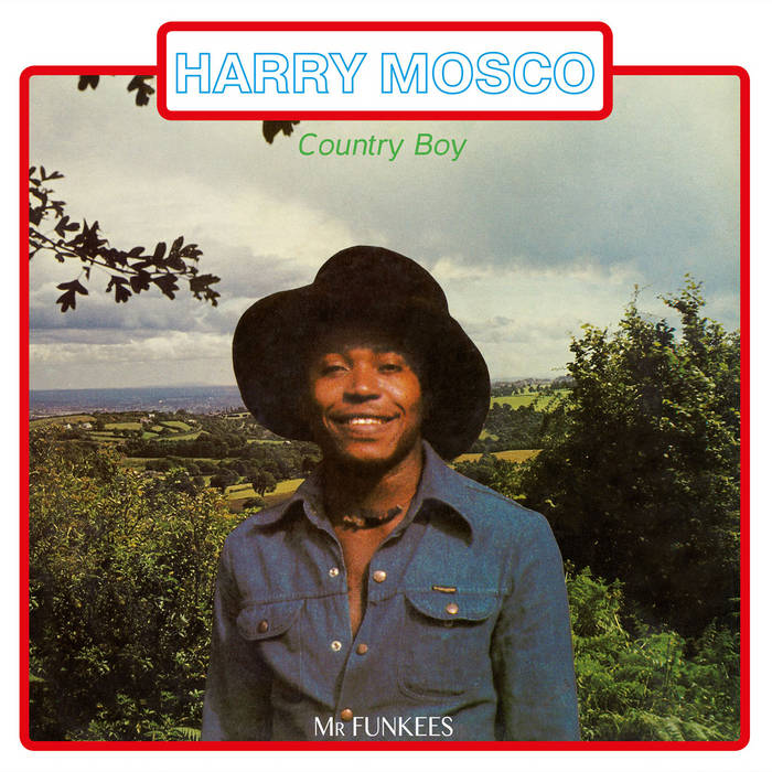 Harry Mosco Country Boy (Mr. Funkees)