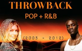 Throwback Pop & R&B (Part 2) [2005 - 2012] Mixtape by DJ KenB