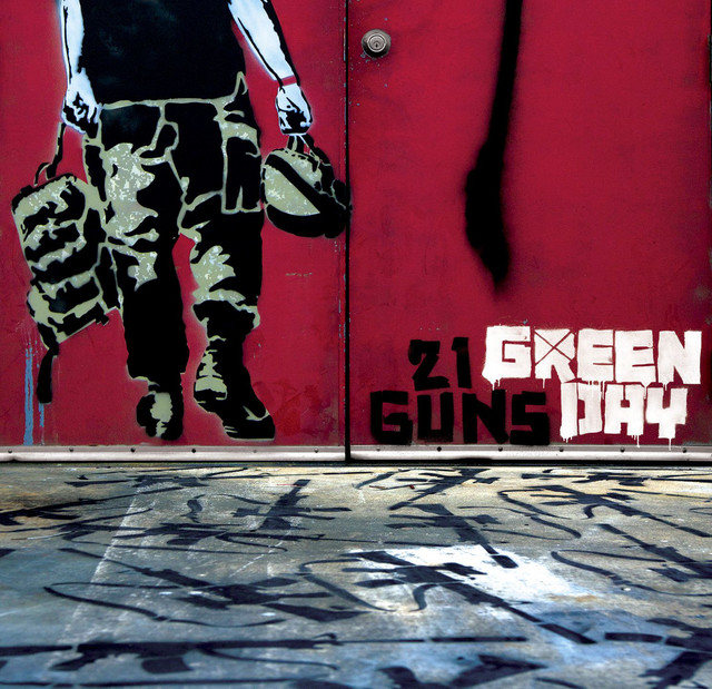 Green Day 21 Guns