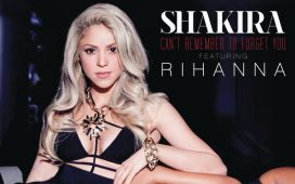 Shakira Can't Remember to Forget You (ft. Rihanna)