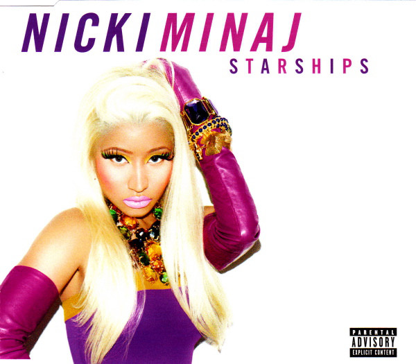 Nicki Minaj Starships (Explicit)