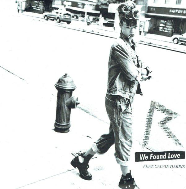 Rihanna We Found Love (ft. Calvin Harris)